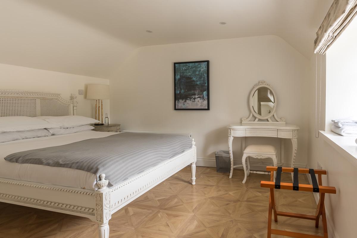 Luxury accommodation rooms bed stylish