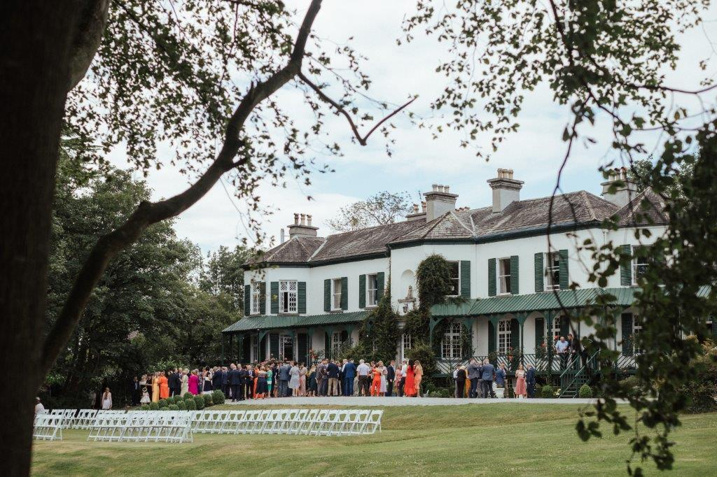 Ashley Park House wedding venue Nenagh Tipperary country house