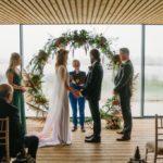 David McClelland Photography. CJ Nash Photography wedding ceremony