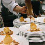 Wedding food dessert menu chefs